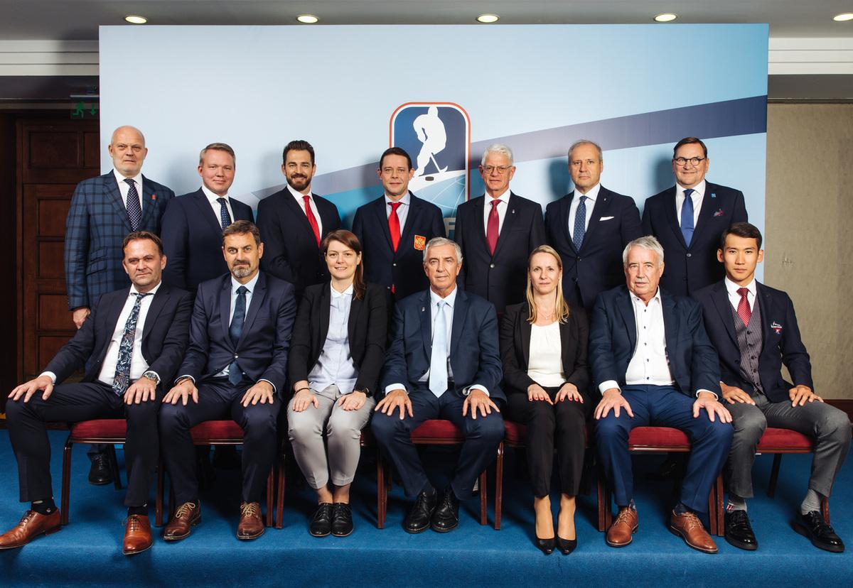 LHF prezidents Aigars Kalvītis par vēsturisko panākumu IIHF kongresā: Milzīgs gandarījums par sasniegto mērķi