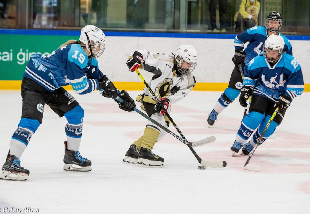 Sācies Latvijas sieviešu hokeja čempionāts